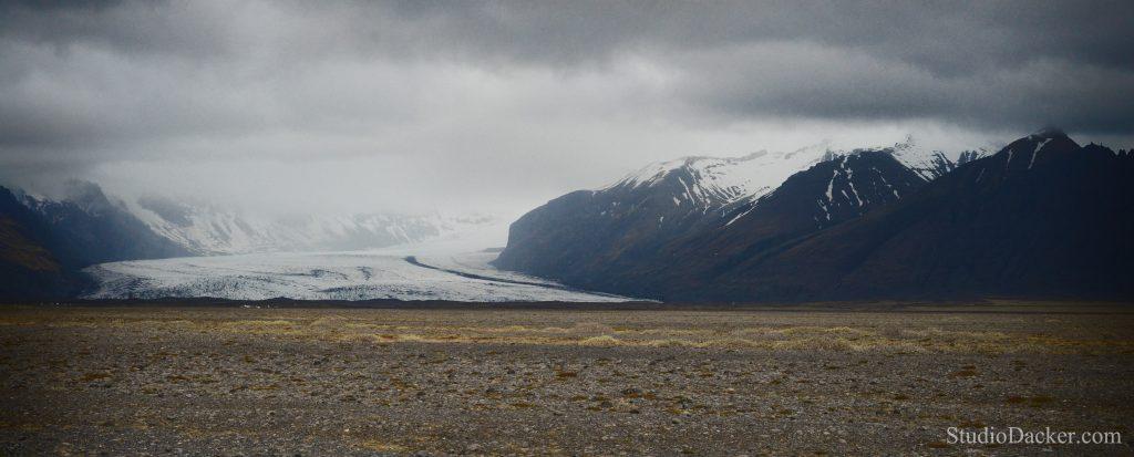 vatnajokull islande glacier montagne