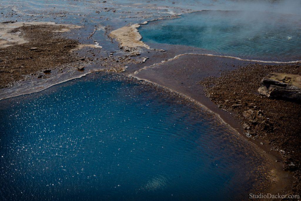 Geysir Islande Geyser