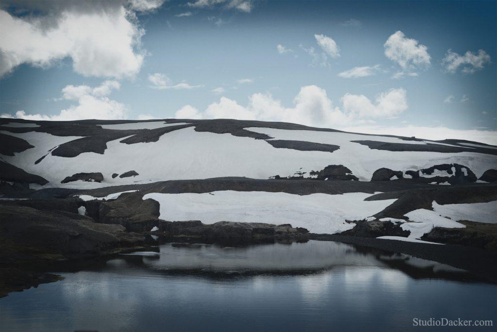 Islande landmannalaugar