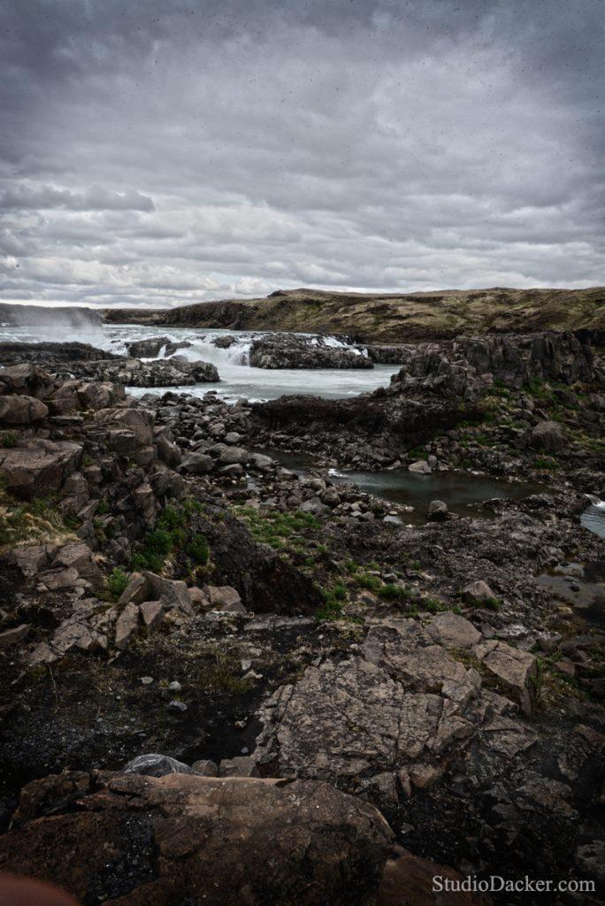 uridafoss islande